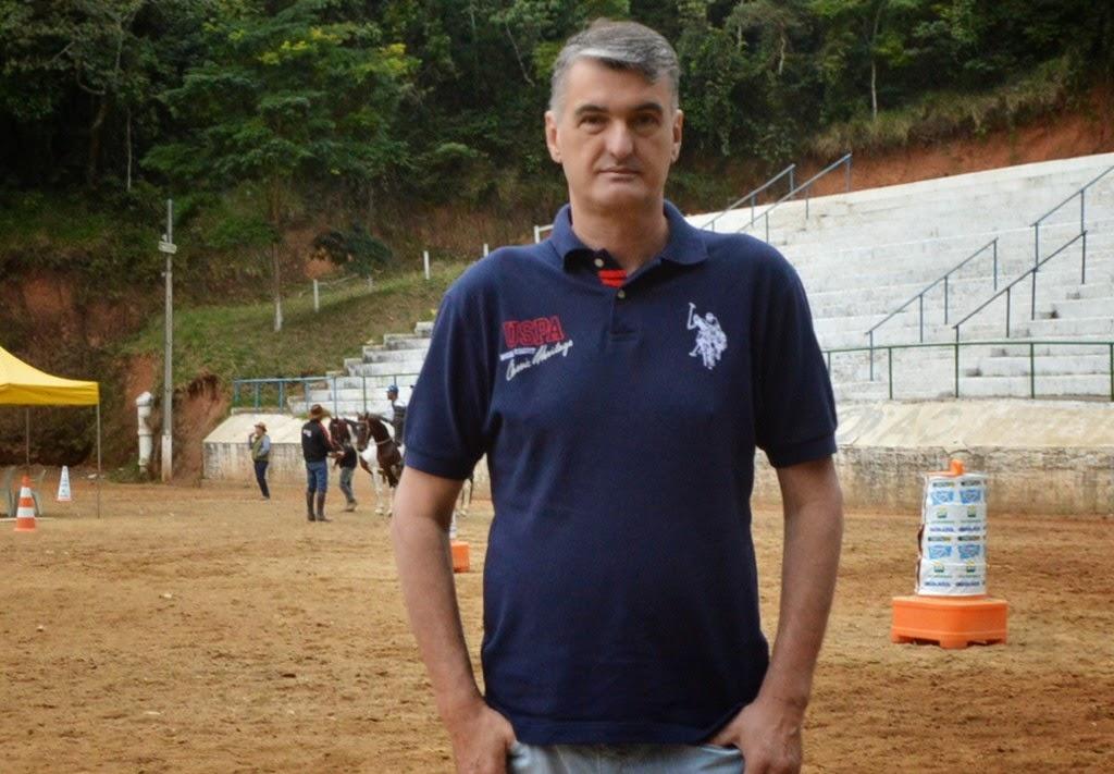O presidente da ABCPampa, Walfran Guerra, elogiou a exposição