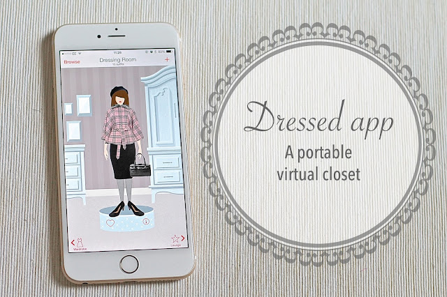 Dressed app review
