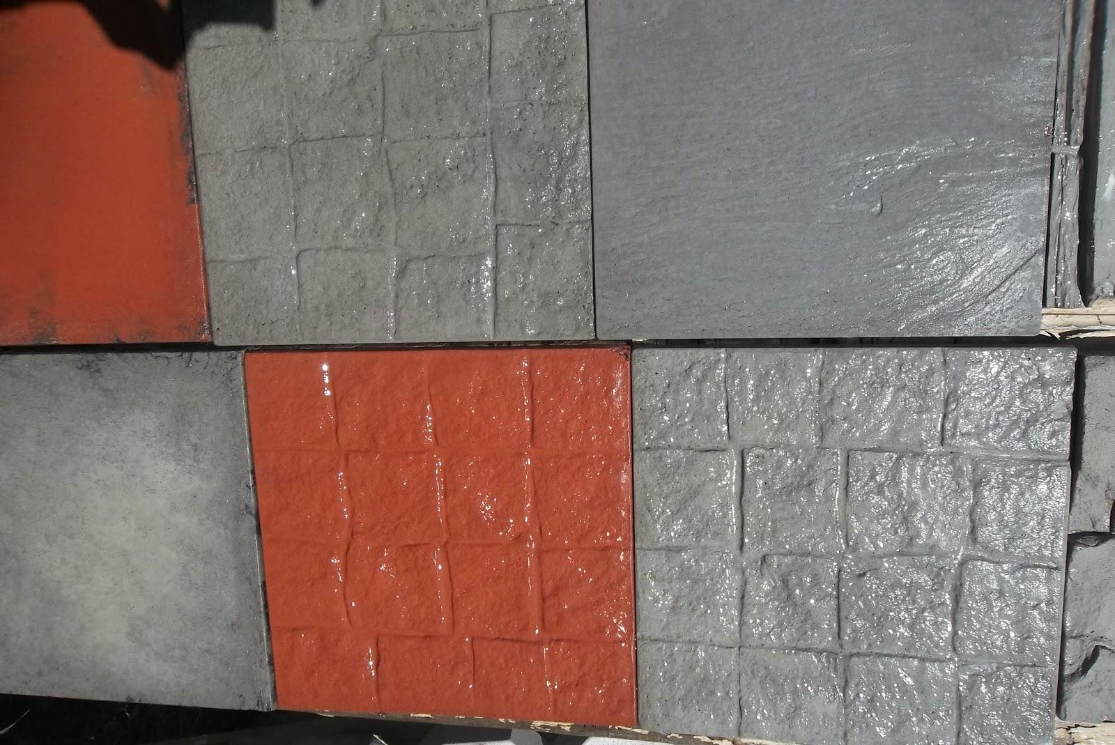 Premoldeados el muro baldosas y pisos for Baldosa cemento
