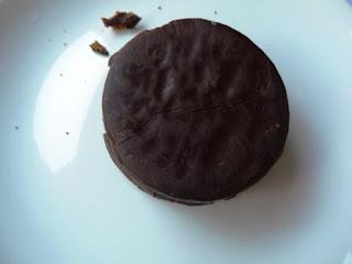 Alfajor Vauquita Super Dulce de Leche bañado de chocolate