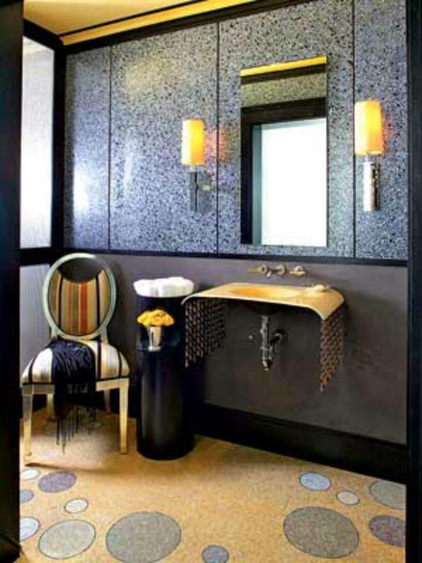 Thay đổi không gian phòng tắm