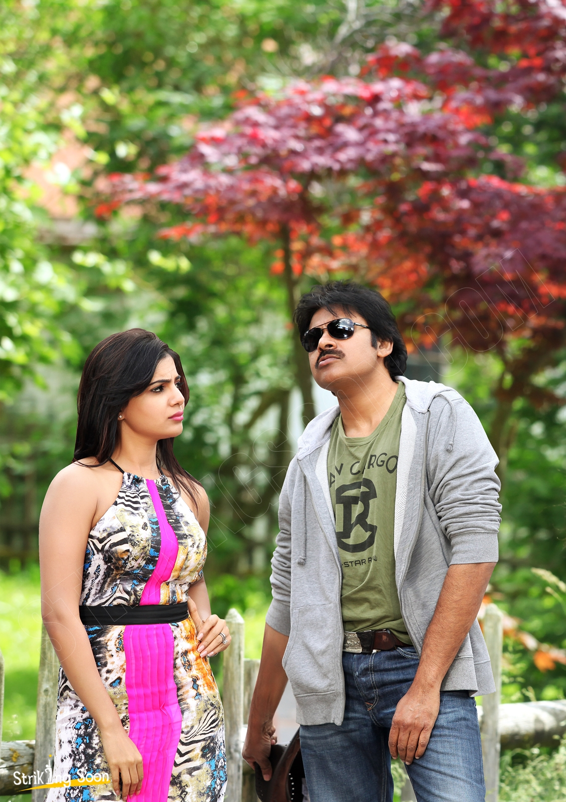 strikingsoon: attarintiki daredi movie stills , new photos
