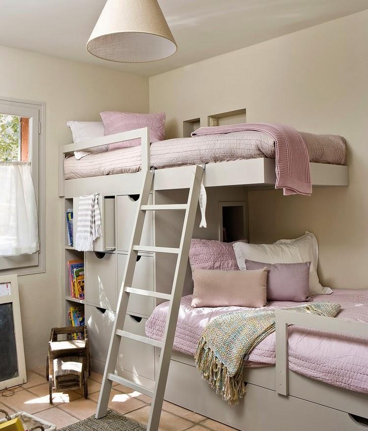 Stebbing house desing habitaciones para dos o m s - Casas estrechas y largas ...