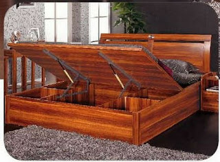 Janne technology wood work design images for Wooden attic box bed