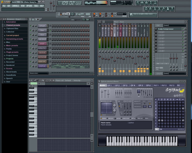 fl studio 10.0.9 crack