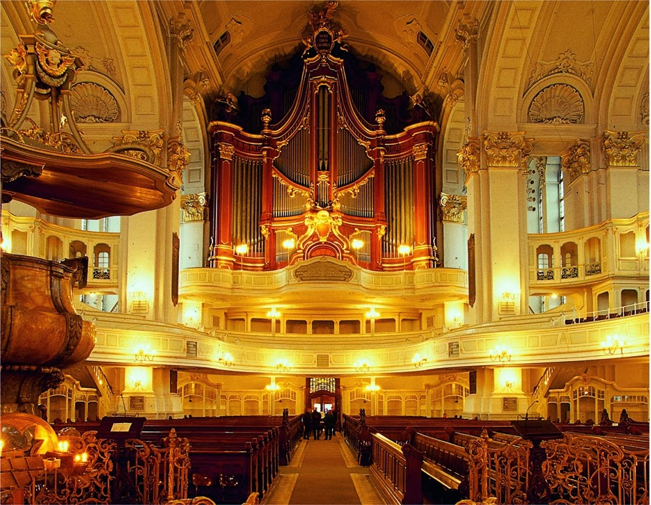 Orgel St. Michaelis, Hamborg