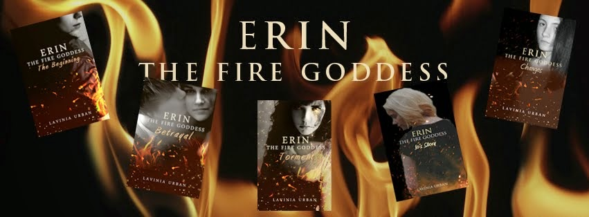 Erin the fire goddess