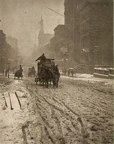 5th Avenue ... Winter
