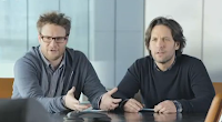 Seth Rogen and Paul Rudd star in Samsung Super Bowl ad teaser