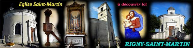 RIGNY-SAINT-MARTIN (55) - Eglise Saint-Martin