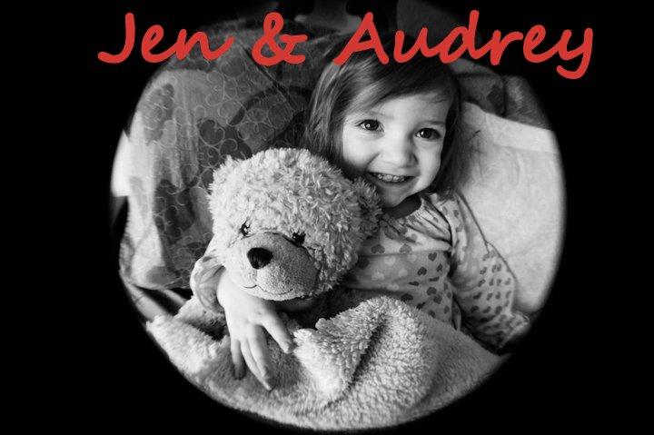 Jen & Audrey