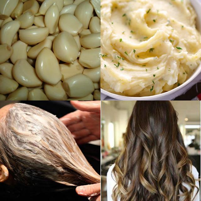 وصفة الثوم المذهلة لزيادة كثافة الشعر ومنع تساقطه.. جربيها بنفسك