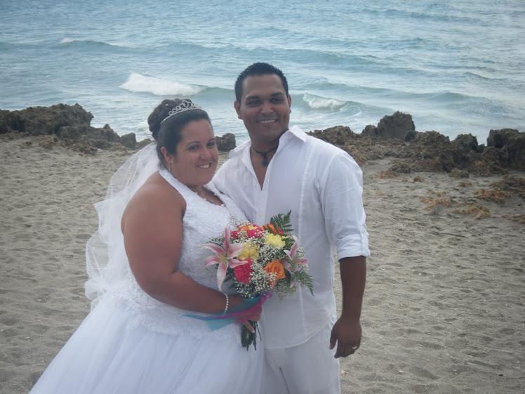 Jennifer and Jr's Wedding