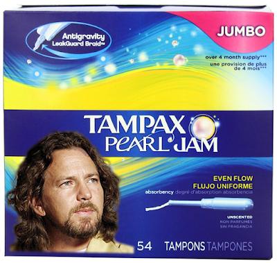 Tampax Pearl Jam