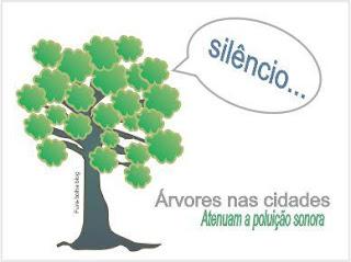 Árvores nas cidades
