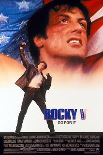 Rocky 5 (V) Poster