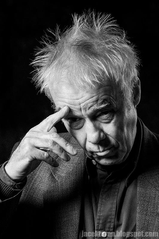 Jan Kanty Pawluśkiewicz , portret, jacek taran, fotografia portretowa