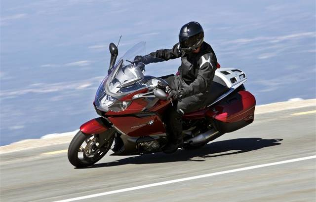 2012 bmw K1600GT and GTL picture