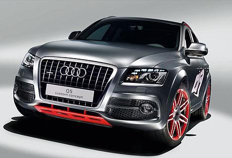 Audi Cars: New Audi SUVs - 2011 2012