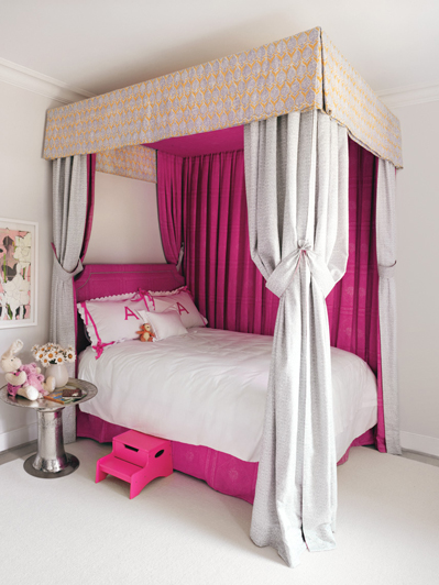 Four Poster Beds For Kids