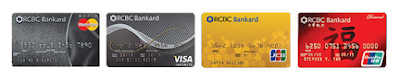 RCBC Credit Card: 1 Million Rewards Raffle Promo