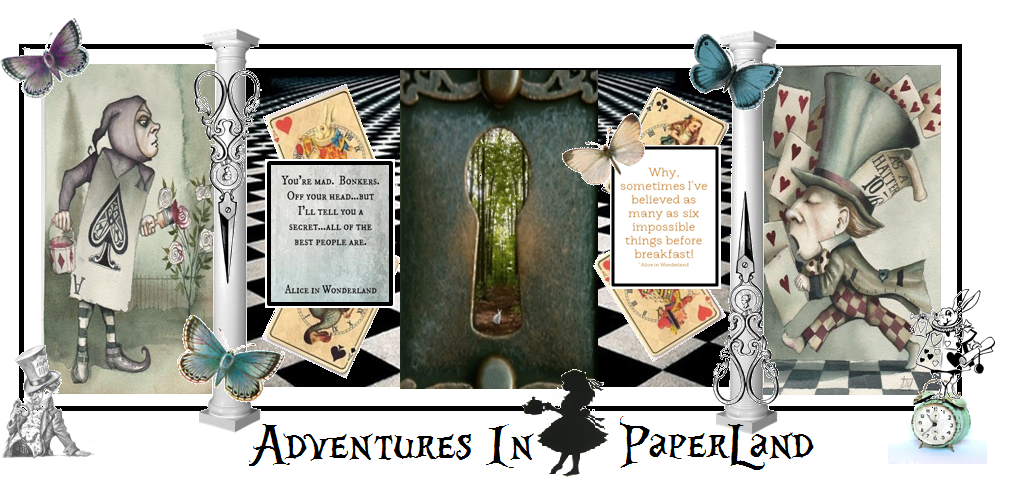 Adventures in Paperland