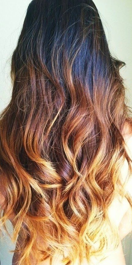 Blonde And Brown Hair Color Ideas Tumblr Fashion S Feel Tips And