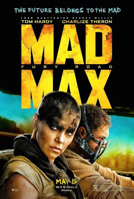 Mad Max: Fury Road (2015) 300MB HDCam Dual Audio