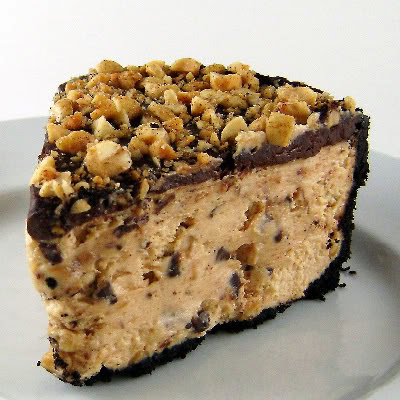 One Perfect Bite: Chocolate Peanut Butter Torte - Away A While Recipe ...