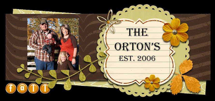 The Orton's