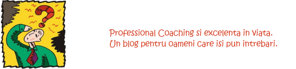 Professional Coaching si excelenta in viata