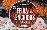 ALPALHÃO (Nisa): XXII FEIRA DOS ENCHIDOS