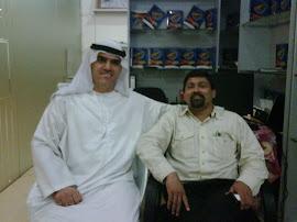 Mr. Sam Kurakar & Mr Sharif