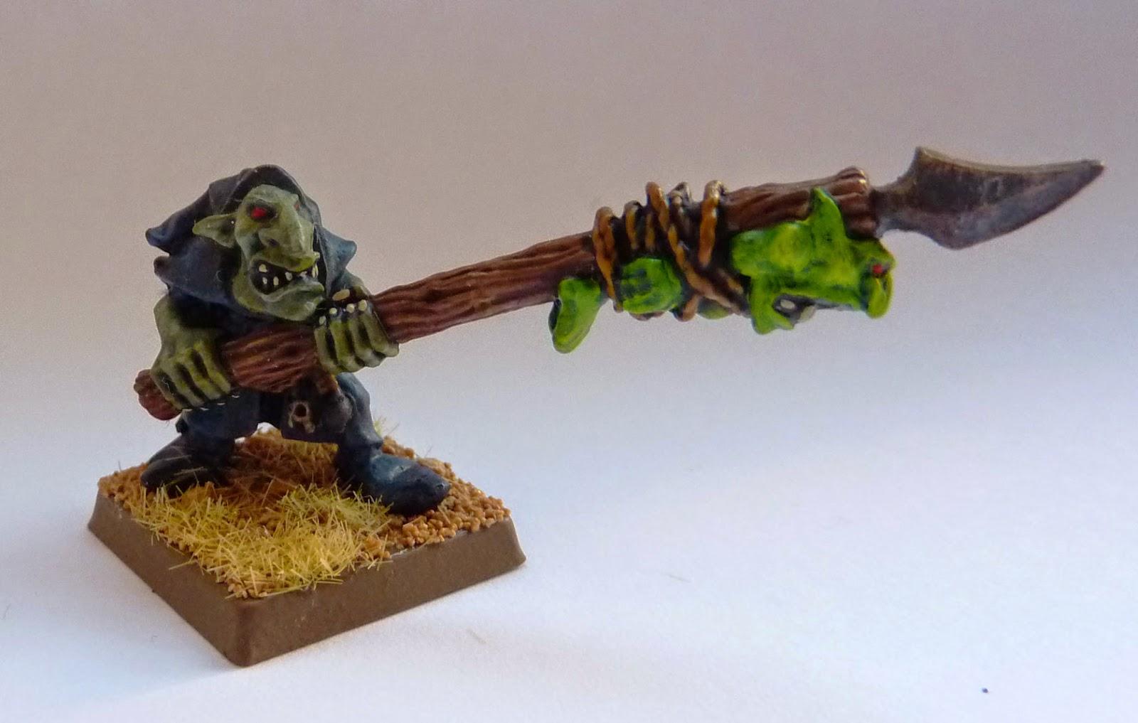 Warhammer Fantasy - Orcs & Goblins Squig Herder