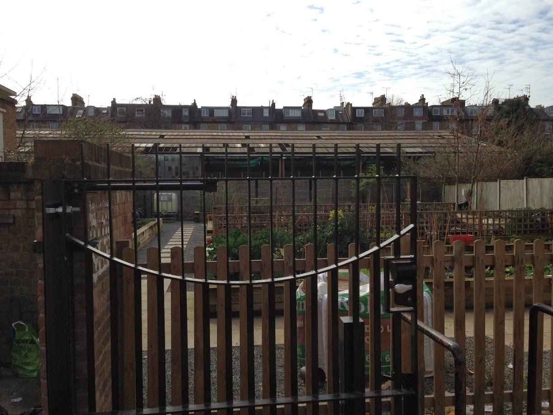 Former Kensington Olympia Motorail Depot, London W14
