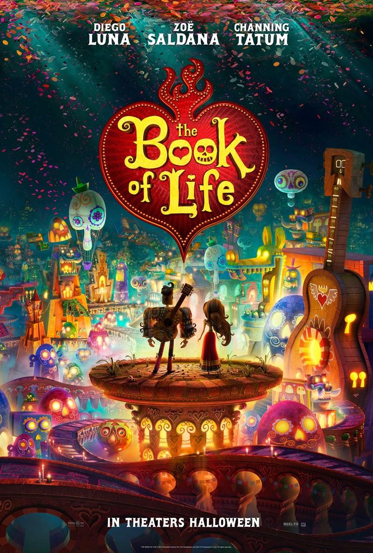 Hành Trình Giải Cứu Tình Yêu - The Book Of Life