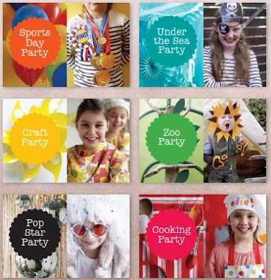 Party! The Ultimate Kids Party Book