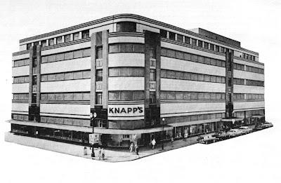 Shopko J W Knapp Company Lansing Michigan