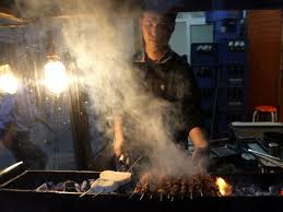 Can ban on barbecue by China control air pollution