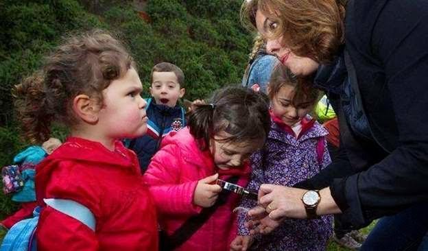 La niña de Rajoy está muy cabreada