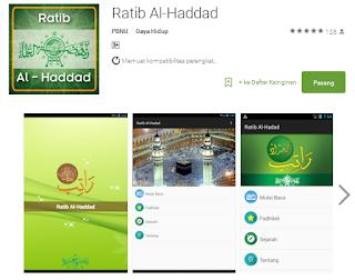 Aplikasi Ratib Al-Haddad 1.1.0