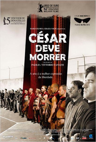 Download - César Deve Morrer – DVDRip AVI Dual Áudio + RMVB Dublado ( 2013 )