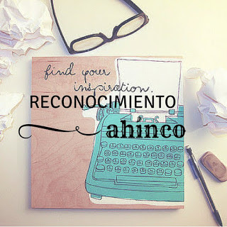 Reconocimiento Ahínco