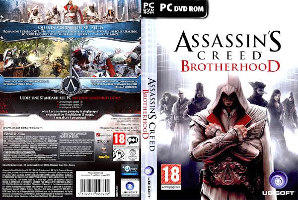 assassin´s creed brotherhood pc portada