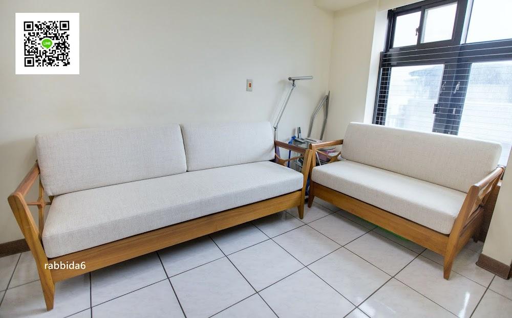 雅鄉名床/椅墊訂做/實木椅墊