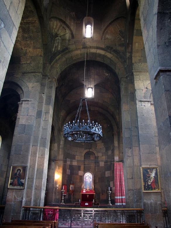 Armenia, iglesia de santa Gayane