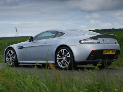 Aston Martin DBS V12 Gallery