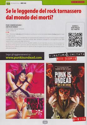 Anteprima #265 - Punk is Undead