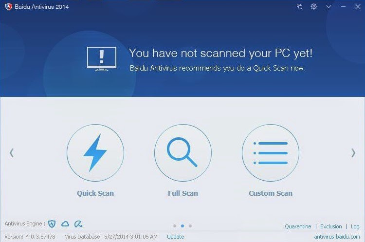 scan your pc online